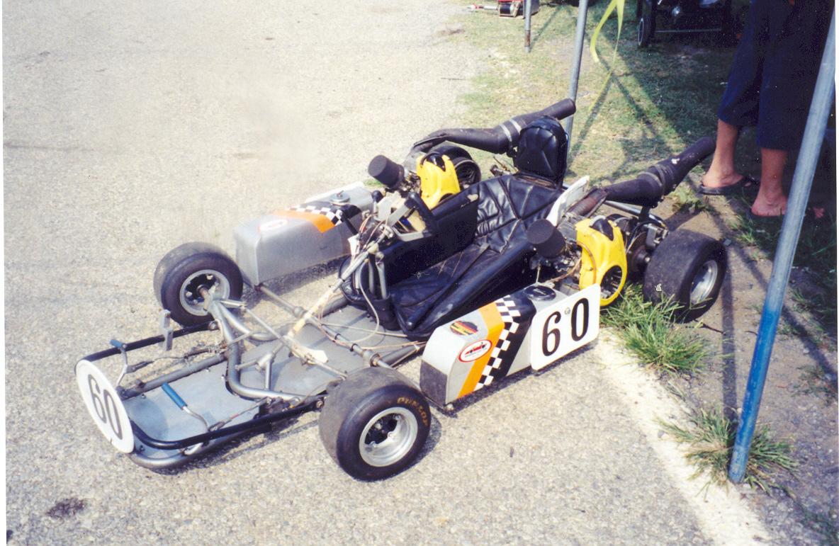 Lost Enduros: Woodbridge Kart Club Vintage Racing