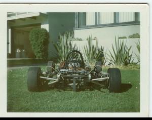 125cc FKE ll Rear View