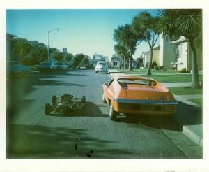 FKE Kart and Lotus
